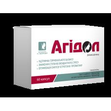 Агидол, диетическая добавка, капсулы 1000,0 мг №60, блистер