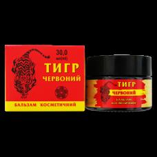 """Бальзам косметический """"Тигр Красный"""", 30,0 мл(ml)"""