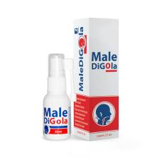 Maledigola(Мальдигола), средство косметического для гигиенического ухода за ротовой полостью, спрей 25,0 мл