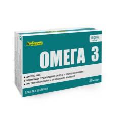 Омега 3 AN NATUREL (1000,0 мг(mg) Омеги 3) диетическая добавка, капсулы № 30