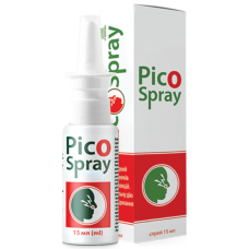 Pico spray (Пикоспрей) средство косметическое для гигиенического ухода за носовой полостью, спрей 15,0 мл