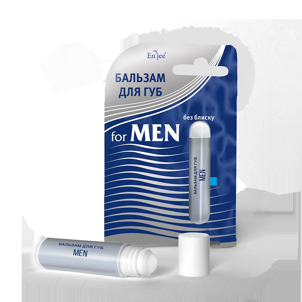 Бальзам для губ роликовый ENJEE для мужчин 6 мл