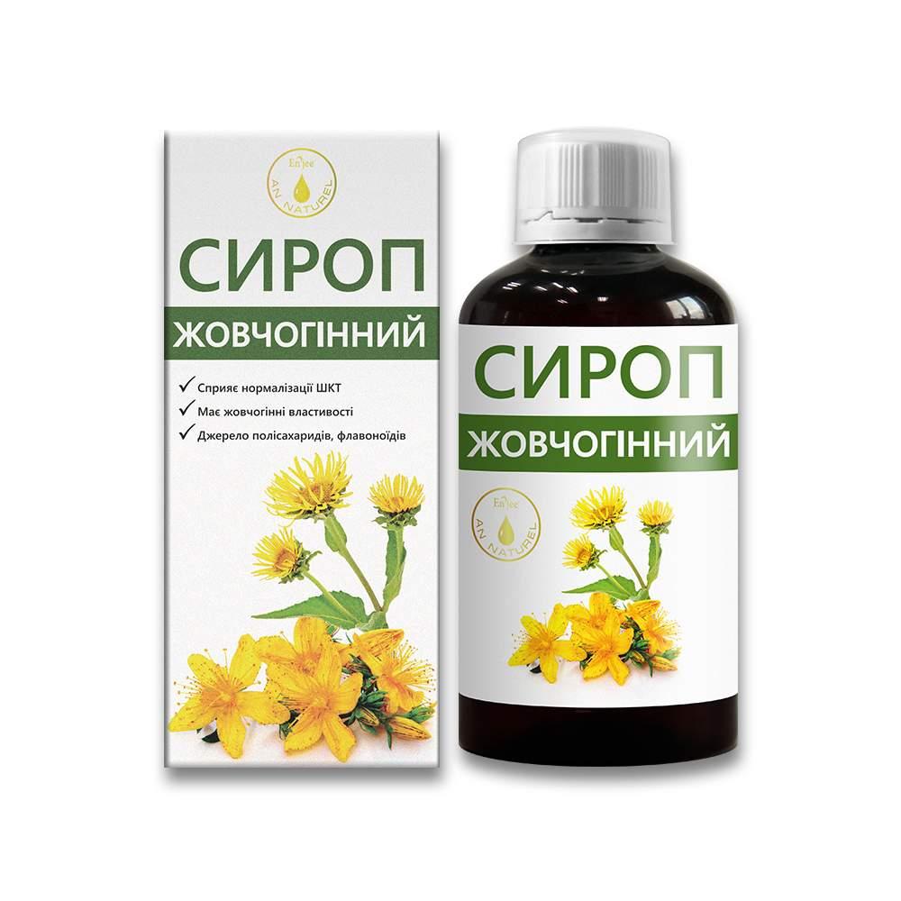 """Фитосироп """"An Naturel"""" Желчегонный"""