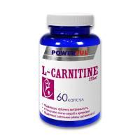 L-CARNITINE POWERFUL капсулы 1,0 г №60 банка (L-карнитин)