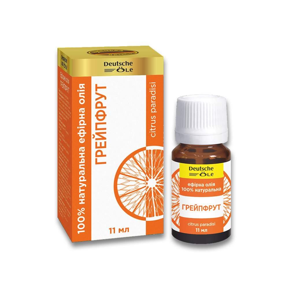 Эфирное масло DEUTSCHE OLE грейпфрут 11 мл