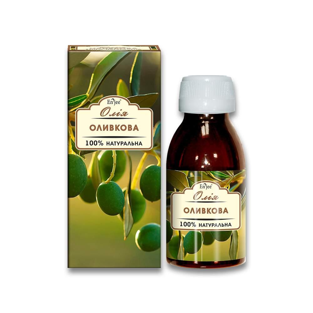 Масло косметическое оливковое 100 мл