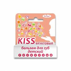 """Бальзам для губ детский роликовый ENJEE """"Kiss"""" фруктовый 6 мл"""