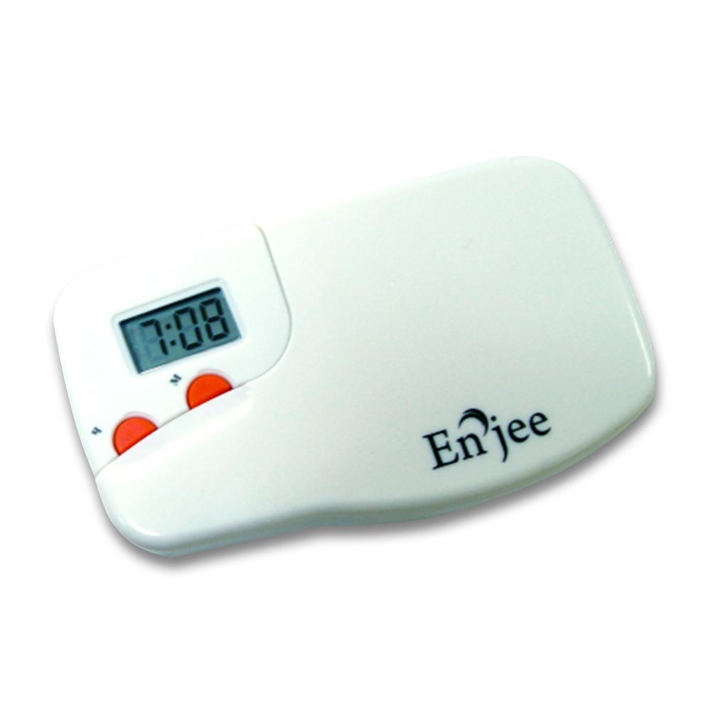 Органайзер ENJEE для таблеток электронный на 2 приема XLN-206
