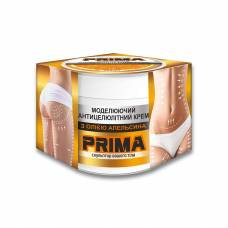 """Крем моделирующий антицеллюлитный маслом апельсина """"ПРИМА"""" 300 мл"""