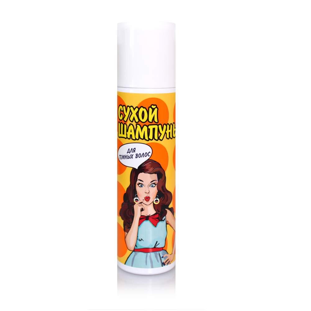 Шампунь-аэрозоль сухой ENJEE для темный волос с травами 150 мл