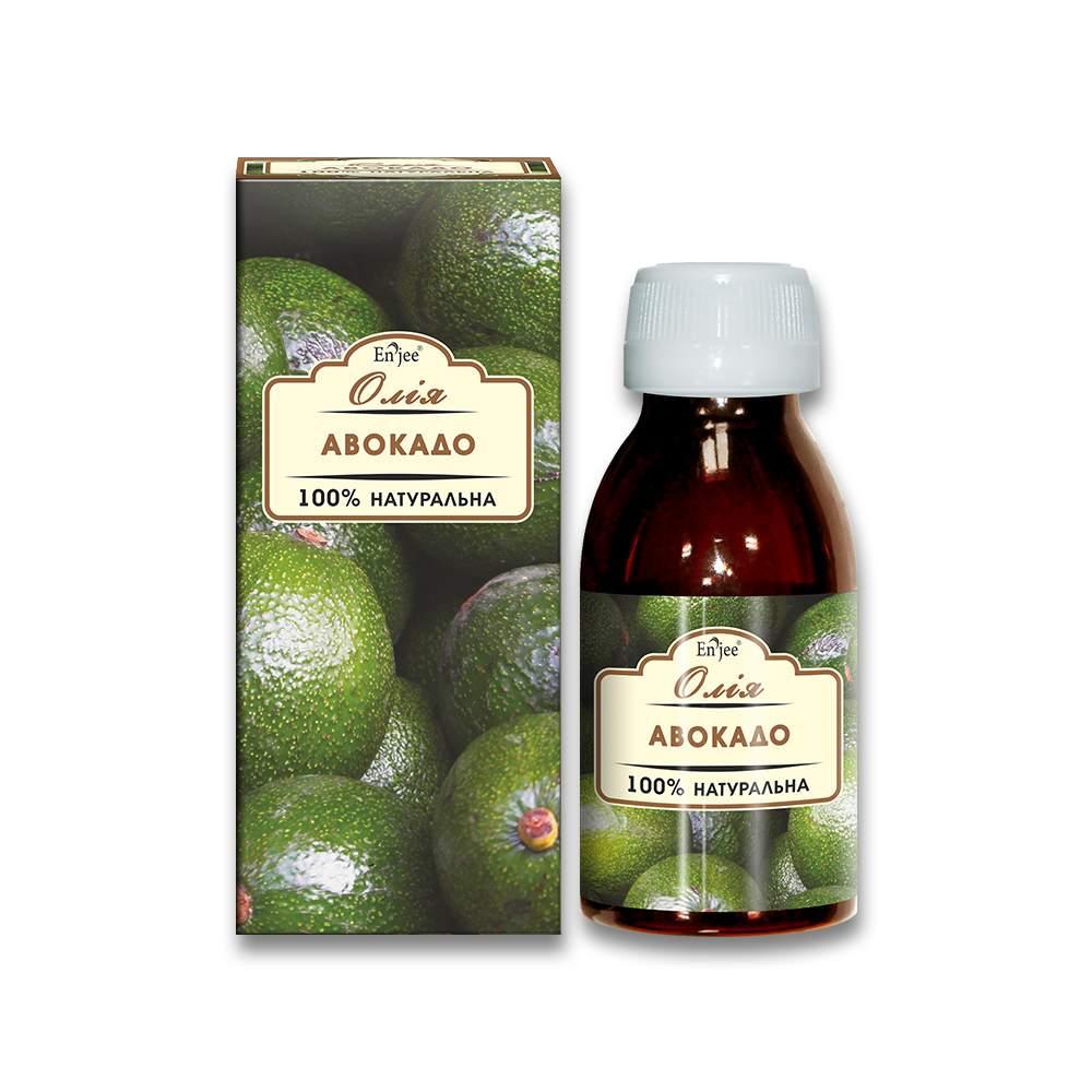 Масло косметическое авокадо 50 мл