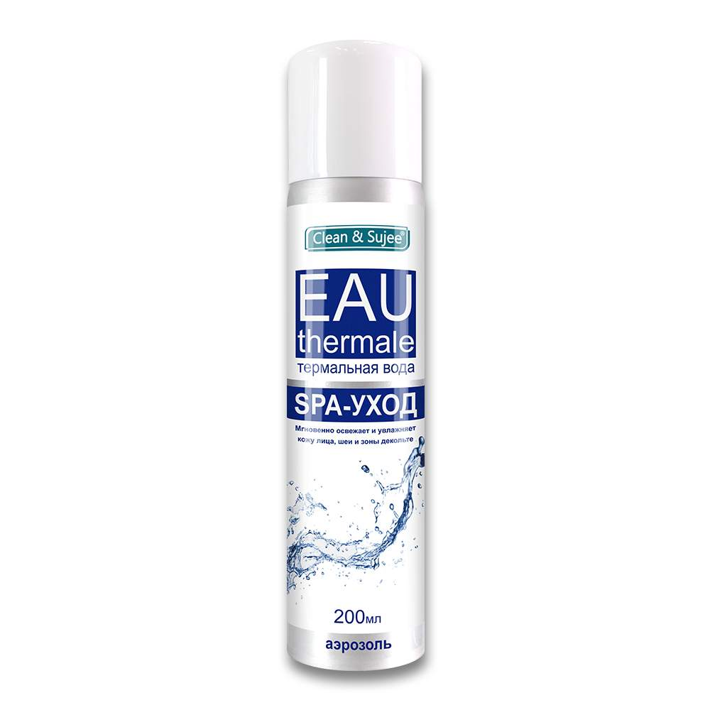Термальная вода CLEAN & SUJEE 200 мл