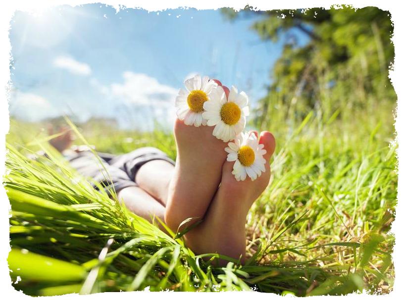 косметика для ног фото
